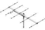 50 MHz Yagi 5-elem