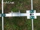 Antena yagi 6m, 50MHz 4 el.
